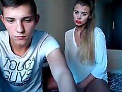 Chris and Adrianna Having Sex on Webcam - www.nakedgirlcams.online