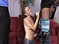 Sexy amateur milf kinky interracial cuckold 2