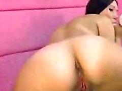Hot Babe Fucking Herself
