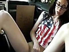 Young teen hitchhiker gets fucked 14