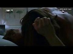 Robin Tunney - Topless, Big Boobs, Bare Butt - Bathing &amp Sex Scene - Open Window 2006