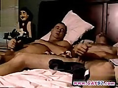 Boys masturbation gay sex movies first time Everyone gets in on the