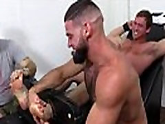 Naked men gay porn emo Connor Maguire Tickled Naked