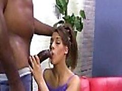 Interracial Cuckold With Sexy Big Tit MILF 20
