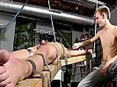 Hardcore gay emo bare twinks bondage Dean gets tickled, super hot