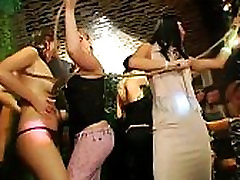 Dirty dancing con lusty hotties