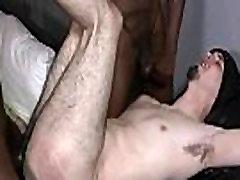 BlacksOnBoys - Gay Hardcore Twink Interracial Fuck Video 01