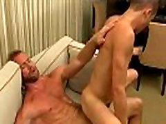 Red hair gay twinks get hand job Andy Taylor, Ryker Madison, and Ian