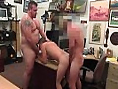 Gay blowjob briefs first time Guy completes up with ass fucking