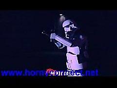 STAR WARS - THE FORCE AWAKENS XXX-TRAILER