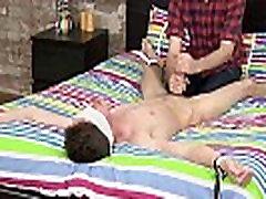 Cute British twink enjoys in handjob masturbation with Edwin