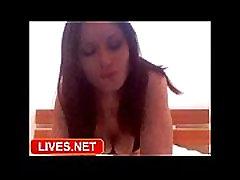Sexy teen dirty dance webcam