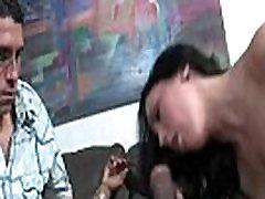 Nasty Cuckold Interracial Hardcore Sex Tube Video 20