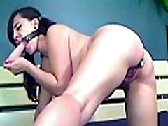 Sexy babe Jezabel Knight love BDSM n hard spanking 18flirt