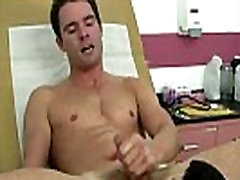 Russian gay twink ton videos first time Leaned over the table and