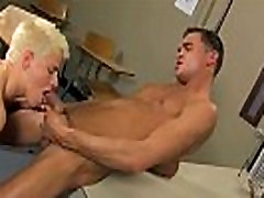 Straight french gay twinks fucking bareback Luke Milan is a school