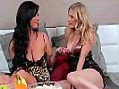 Brianna Ray &amp Sammy Brooks Mature Lesbians Play With Their Bodies In Front Of Cam vid-29