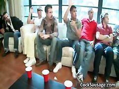 Big gay cock sausage party part2