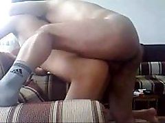 Turkish Couple Sex Doggy Style on 4xcams.com