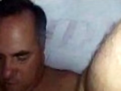Twink fucking mature married guy chavito cogiendo a maduro casado