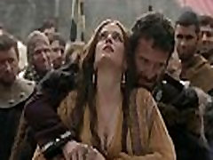 Eva Green - Naked in Publicwoods - Camelot S01E02 www.celeb.today