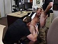Black gay blowjob cum 3gp download free Groom To Be, Gets Anal Banged!