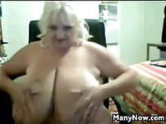 Big And Busty Mature Woman Fooling Around
