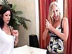 Mature Lesbians Make Love Sex Scene On Tape mov-07