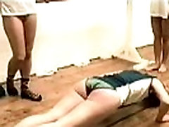 sexy wedgie parts in spanking vid part 2