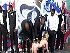 White sluts need a black gang for fucking 07