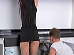 Incredible Russian Glamour Model Milana takes it up the Ass