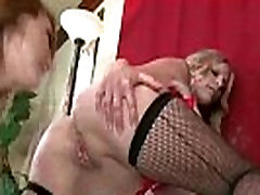 Mature Lesbians Play In Nice Hot Sex Tape video-21