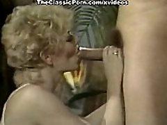 Karen Summer, Cara Lott, Paul Barresi in vintage fuck video