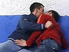Two Extreme Young Sweet Gay Barebacking