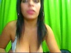 WebCam Big Erect Nipples 22