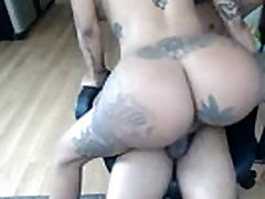 Best black ass girl on big black cock guy - PUSSYFIELD.COM