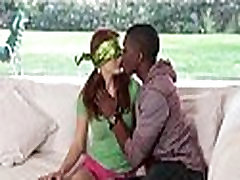 Big Black Cock for Tiny Teen Pussy 036