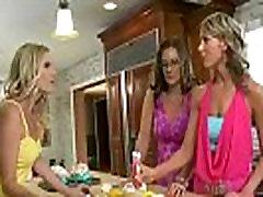 Horny Milfs Make Hot Love Lesbian Sex Scene clip-08