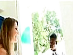 Mom makes son watch her get fucked by big black cock 063