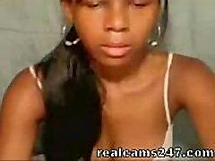 Ebony hot teen live webcam