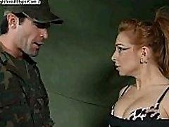 Scarlett Pain Army Recruit