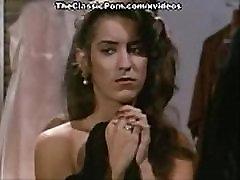 Rachel Ashley, Eve Sternberg, Joanna Storm in vintage porn movie