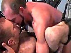 Gay slut gets nailed in their ass gay porno