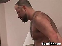 Ass fucking gay threesome romp gay sex