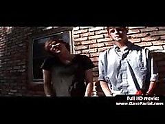 Bukkake Boys - Gay guys get covered in loads of hot cum 17