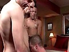Bukkake Boys - Gay guys get covered in loads of hot cum 03