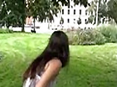 Hot sexy babes get picked up on the streets for a good fuck 16