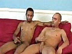 Gay hardcore gloryhole sex porn and nasty gay handjobs 16