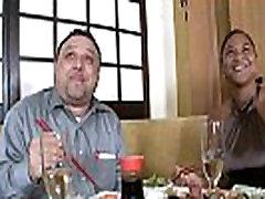 Asian restaurant fuck Asa Akira and Tasha Lynn big booty asians.3