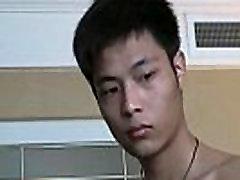 Cute Smooth Asian Boy Jerk Off